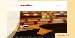 web design legal industry