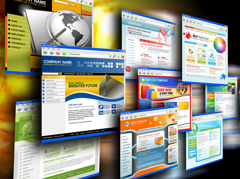 Highly Visible Responsive Websites